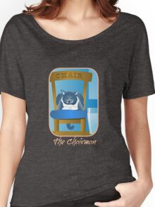 Jackson : The Chairman Women's Relaxed Fit T-Shirt