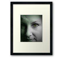 DiBorg Matrix Framed Print