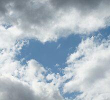 Blue Sky Heart by RPMDP