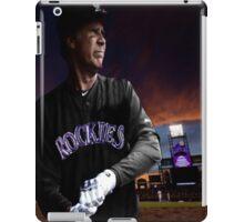 Will Ferrell Colorado Rockies iPad Case/Skin
