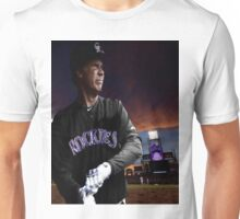 Will Ferrell Colorado Rockies Unisex T-Shirt