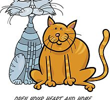 Open your Heart and Home.. Adopt Cats by soulwhispherer