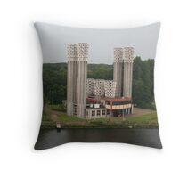 Velsen Zuid, Holland Throw Pillow