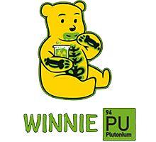 Winnie Plutonium Photographic Print