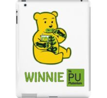 Winnie Plutonium iPad Case/Skin
