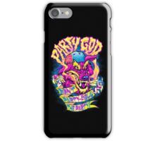 PARTY GOD iPhone Case/Skin