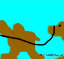(SOUTHWESTERN PACKTRAIN ) ERIC WHITEMAN  by ericwhiteman