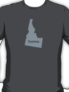 Idaho Home Grey T-Shirt