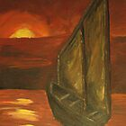 The Boat by Sarah Donoghue