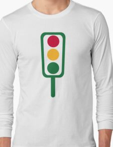Traffic light Long Sleeve T-Shirt