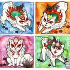 Okami Set by Jazmine Phillips