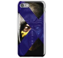 Mortal Kombat Merge iPhone Case/Skin