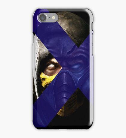 Mortal Kombat Merge iPhone Case/Skin