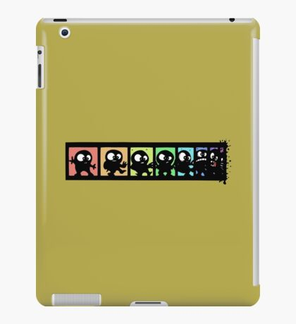 comics cartoon funny trap iPad Case/Skin