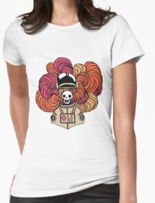 disastrosmoke Womens Fitted T-Shirt