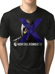 Mortal Kombat Merge Tri-blend T-Shirt