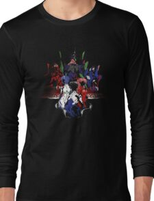 Neon Genesis Long Sleeve T-Shirt