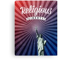 Religious Liberty Canvas Print