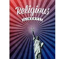 Religious Liberty Photographic Print