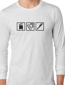 Office equipment Long Sleeve T-Shirt