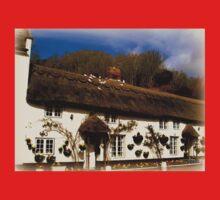 Cottage in Branscombe Kids Tee