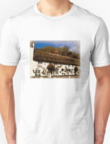 Cottage in Branscombe Unisex T-Shirt