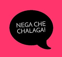 NEGA CHE CHALAGA - BLACK by Kpop Seoul Shop