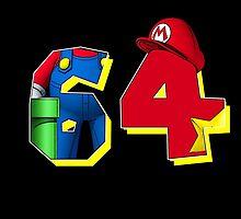 Super 64 by AllMadDesigns