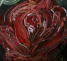 rose by paula cattermole artinapuddle