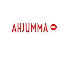 AHJUMMA - WHITE by Kpop Love