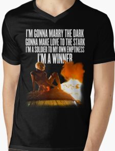 Marry The Night (Part 2) Mens V-Neck T-Shirt