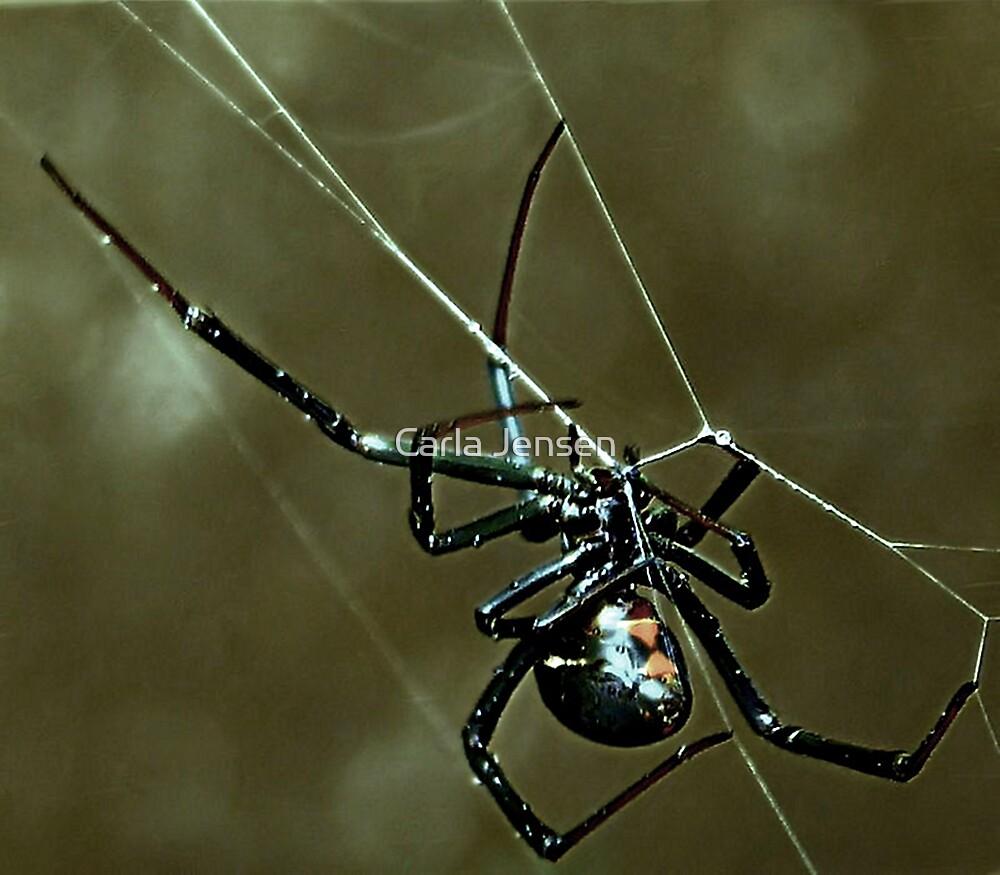Green Haze  ( Black Widow Series ) by Carla Jensen