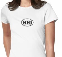 Hilton Head Island - South Carolina.  Womens Fitted T-Shirt