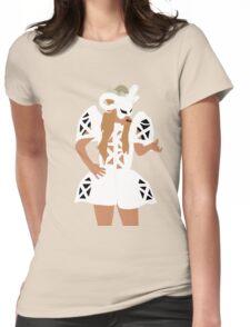 Lady Gaga Bad Romance Womens Fitted T-Shirt