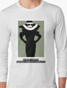 Lady Gaga Graeme Armour Long Sleeve T-Shirt
