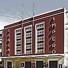 Cinema Impero, Asmara by David Thompson