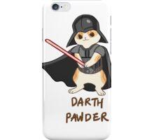 Waffles Darth Vader iPhone Case/Skin