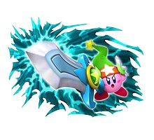 sword kirby Photographic Print
