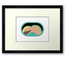 Abstract '80s 07 Framed Print