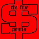 the five points by huliodoyle