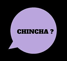 CHINCHA ? - BLACK by Kpop Seoul Shop