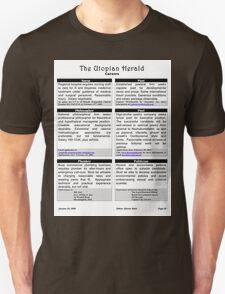 Utopian Herald T-Shirt