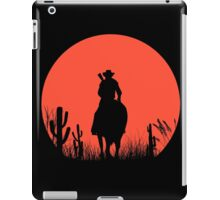 Lonesome Cowboy iPad Case/Skin