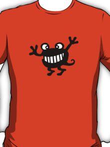 cartoon monster comics cartoon style T-Shirt