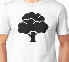 Black tree Unisex T-Shirt