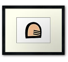 Abstract '80s 10 Framed Print