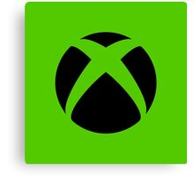 Xbox Logo Canvas Print