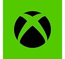 Xbox Logo Photographic Print