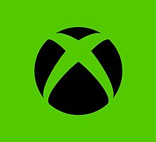 Xbox Logo by Joseph Galbraith
