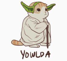 Waffles Yoda by derlaine